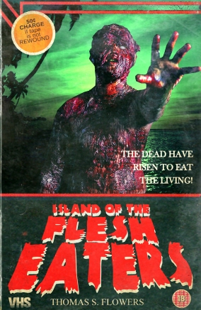 flesh eaters ebook